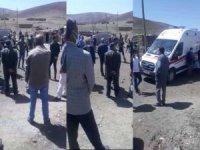 Ağrı'nın Diyadin ilçesinde patlama: 1 ölü, 3 yaralı