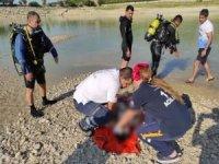 Malatyalı genç serinlemek için girdiği gölette boğuldu