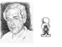 Hanzala'nın tasarlayıcısı Naci El Ali şehadetinin yıldönümünde anılıyor
