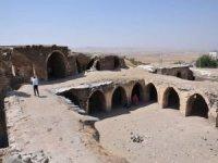 Mor Kiryakus Manastırında restorasyon çalışmalarının ikinci etabı devam ediyor
