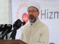"""Ali Erbaş: """"İslam medeniyetini iyi tanımaya ve anlamaya mecburuz"""""""