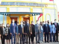 Milli Eğitim Bakanı Özer Şırnak'ta bir dizi temaslarda bulundu