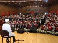 18'inci İmam Hatipliler Kurultayı Aksaray'da başladı