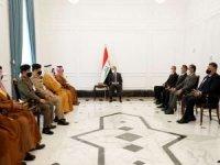 """Irak ve Suudi Arabistan arasında """"işbirliğini güçlendirme"""" görüşmeleri"""