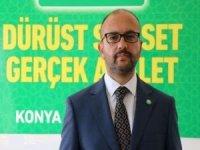 HÜDA PAR Seçim İşleri Başkanı Şahin: Temsilde adalet için seçim barajı kaldırılmalı