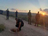 Filistinli esirler tünel kazıp hapishaneden kaçtı