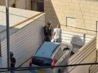 Siyonist işgal rejimi 10 Filistinliyi alıkoydu