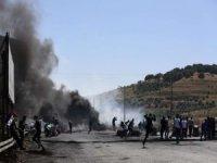 """Filistin'de """"Öfke Günü"""""""