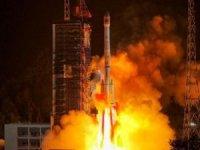 Çin yeni iletişim uydusu ChinaSat-9B'yi uzaya fırlattı