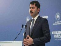 Bakan Kurum'dan selin vurduğu Batı Karadeniz'de konut ve köy evleri açıklaması
