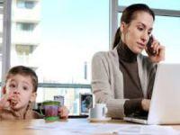 Annelerin iş hayatındaki sıkıntısı
