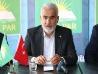 """HÜDA PAR Genel Başkanı Yapıcıoğlu'ndan """"erken seçim"""" açıklaması"""