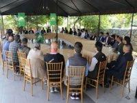Yapıcıoğlu partisinin Yalova teşkilatı ile buluştu