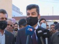 """Duhok Valisi Teter: """"PKK'lıların Kürtlüklerinden şüphe ediyorum"""""""
