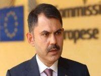 Bakan Kurum: Türkiye ile AB, İklim Değişikliği ve Çevre Konularında iş birliğini sürdürecek