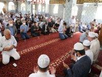 Cizre'de şehit ve gaziler için Kur'an-ı Kerim okundu