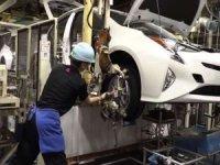 Toyota'dan üretime ara verme kararı