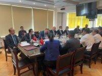 Ulaştırma ve Altyapı Bakanlığından Orta Asya Ticareti için önemli adım