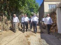 Milletvekili Özdemir Hasankeyf ilçesine bağlı köyleri ziyaret etti