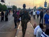 Sudan'da darbeciler gözaltına alındı
