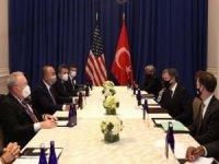 Dışişleri Bakanı Çavuşoğlu ABD'li mevkidaşı Blinken'la görüştü