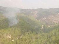 Adana'da ormanlık alanda çıkan yangın kontrol altına alındı