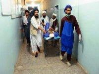 DSÖ: Afganistan'ın sağlık sistemi çöküşün eşiğinde