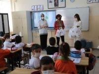 Gölbaşı Belediyesi Öğrencileri Sevindirdi…