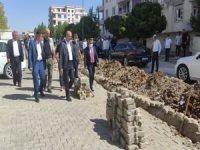 Milletvekili Özdemir: Kozluk 2022 yılında doğalgaza kavuşuyor
