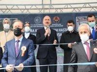 Bakan Karaismailoğlu, Kızılcahamam Hastanesi Kavşağı'nı Açtı
