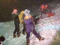 Rusya'da dağda mahsur kalan 5 kişi öldü