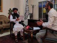 """Afganistan Hükümeti Sözcüsü Mücahid: """"İslam ülkeleriyle kardeşçe ilişkiler kurmak istiyoruz"""""""