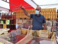 Gaziantep'te yöresel ürünler fuarı açıldı
