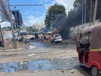 Somali Cumhurbaşkanlığı Sarayı yakınında bombalı saldırı: Ölü ve yaralılar var