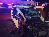 Bitlis'te kaza: 7 yaralı