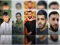 Kudüs ve Cenin şehitleri için Gazze'de taziye çadırı kuruldu