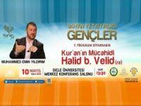 'Vahyin Yetiştirdiği Gençler' konferansına davet