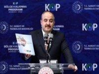 KOP bölge kalkınma programı tanıtıldı