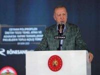 Cumhurbaşkanı Erdoğan Uluslararası Adana Lezzet Festivali'ne katıldı