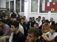 Kurban eti dağıtırken katledilen Yasin Börü ve arkadaşları Gaziantep'te anıldı