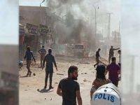 PKK, Afrin'de bomba yüklü araç patlattı: 6 sivil hayatını kaybetti