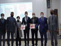 Malatya'da 24 okula Kalite Yönetim Sistemi ile İş Sağlığı ve Güvenliği belgesi verildi