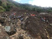 Filipinler'de sel ve heyelan: 19 ölü