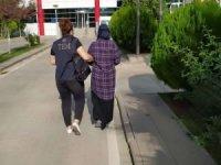 Mavi kategoride ve İnterpol kırmızı bültenle araması bulunan DAİŞ'li yakalandı