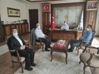 HÜDA PAR Adana İl Başkanı Demir'den İl Müftüsü Çınar'a ziyaret