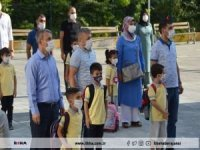Bakan Koca'dan anne ve babalara maske uyarısı