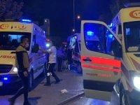 Gaziantep'te iki otobüsün çarpıştığı kazada 9 kişi yaralandı