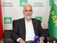 HÜDA PAR Genel Başkanı Yapıcıoğlu: İslam ümmetinin en önemli sorunu tefrikadır