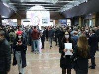 İstanbul Barosu'nda başkanlık oylaması devam ediyor