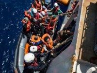 Muğla açıklarında 46 düzensiz göçmen kurtarıldı